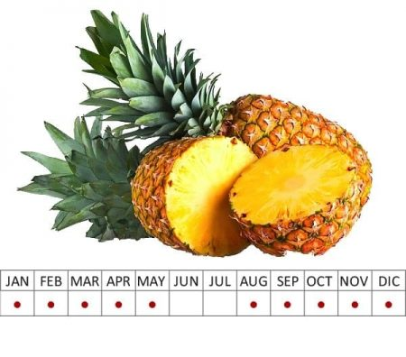 Fruits Pineapples